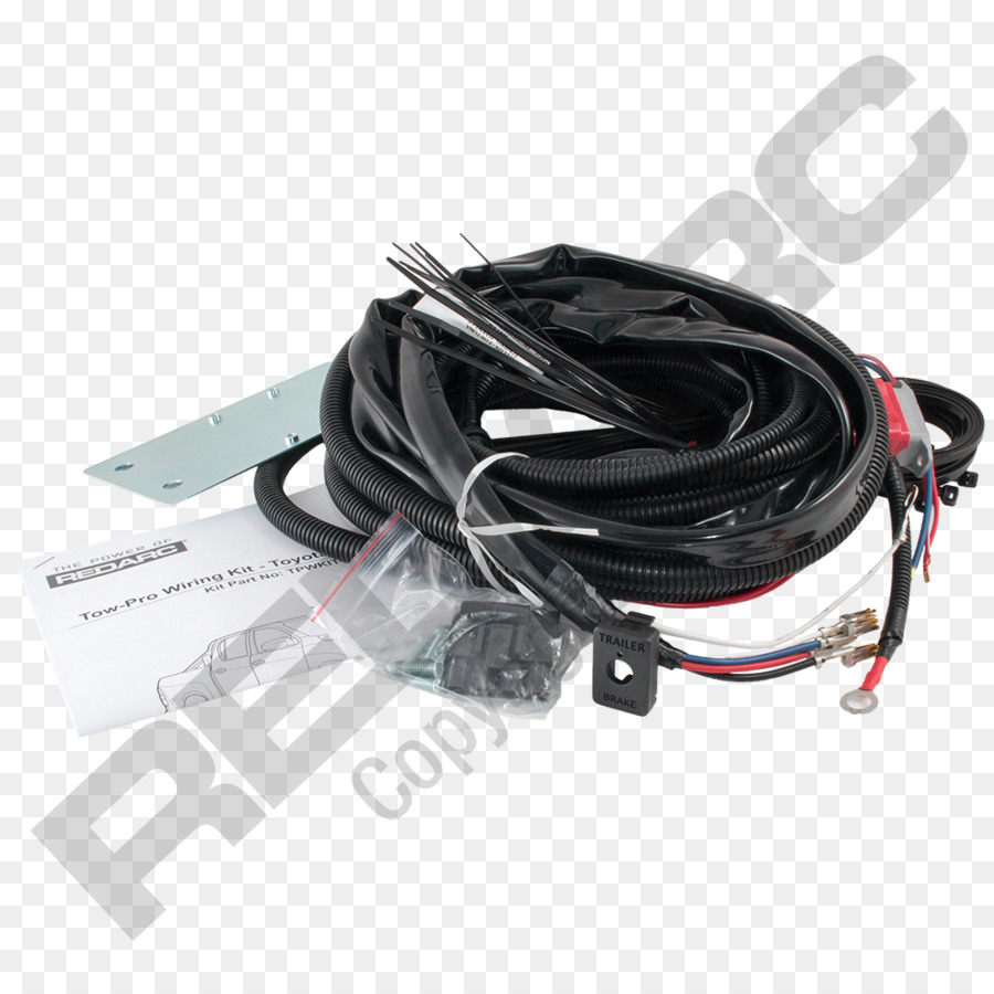 Wiring diagram Electrical Wires & Cable Electrical cable Electrical drawing  Cable harness - Toyota Hilux