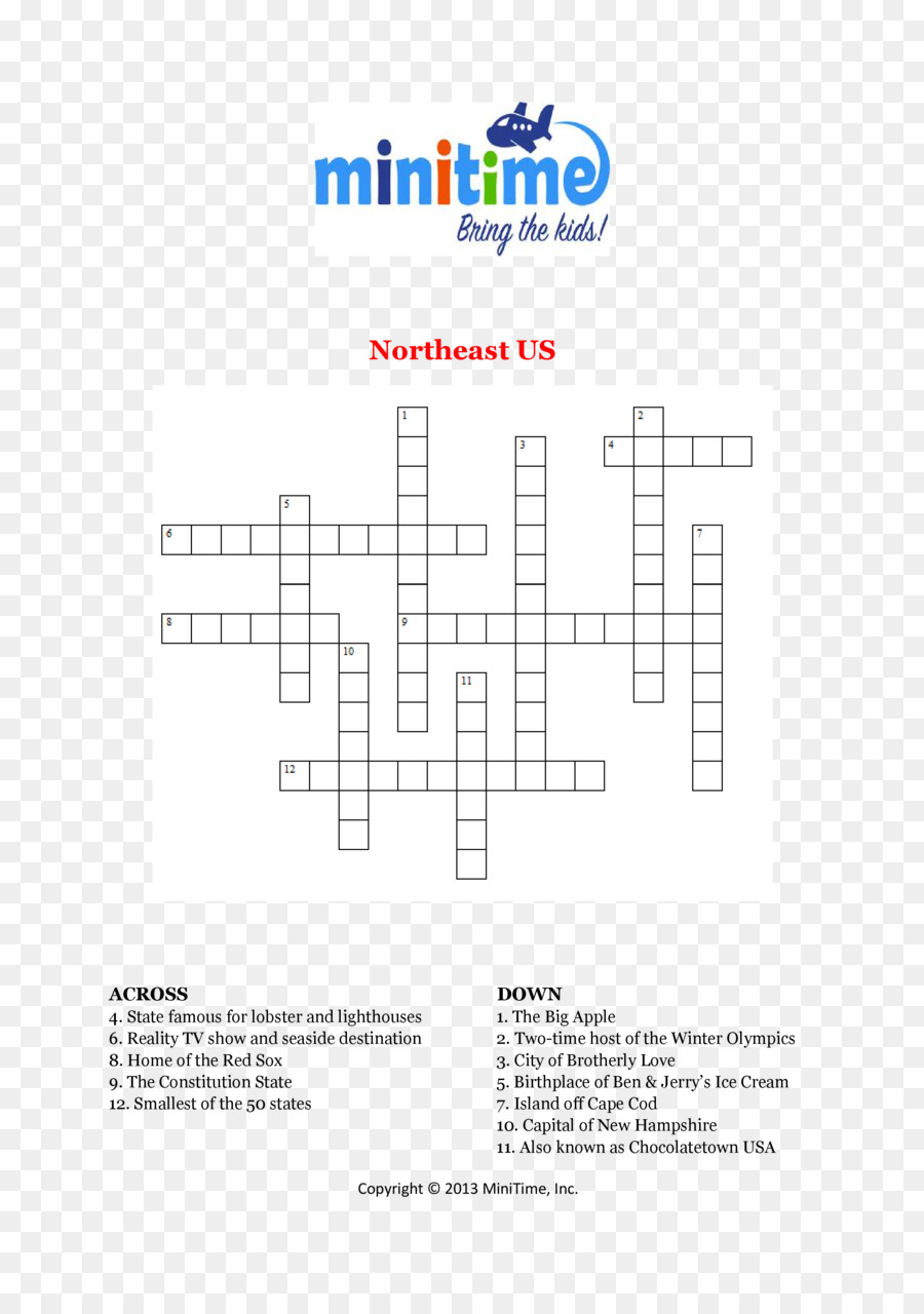 Cryptic Crossword Puzzle Word Search Fill In Kids Games Png
