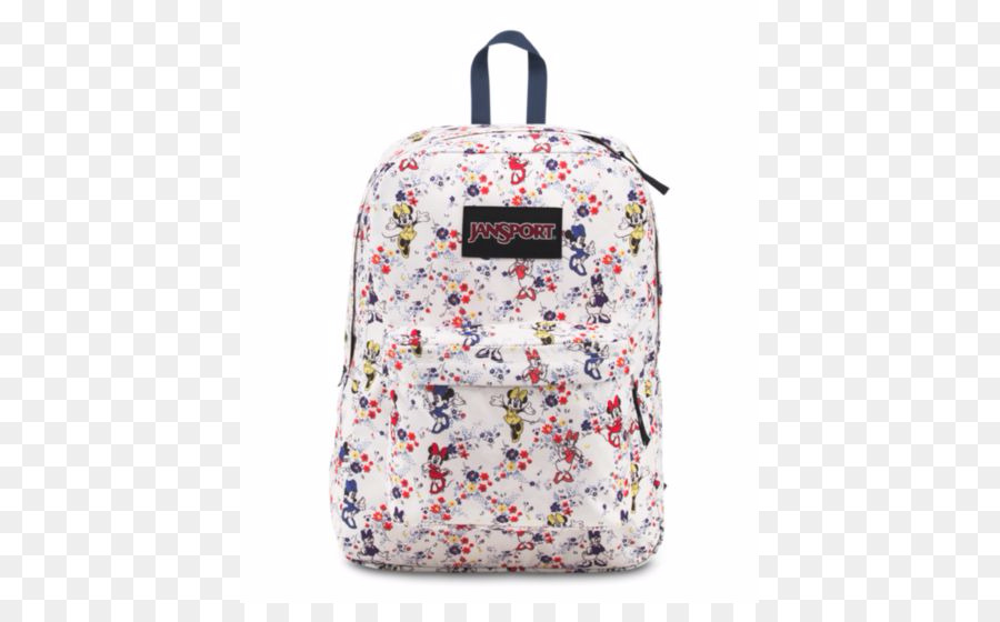 39a00e48599 Minnie Mouse Walt Disney World Backpack JanSport SuperBreak - minnie mouse  png download - 543 543 - Free Transparent Minnie Mouse png Download.