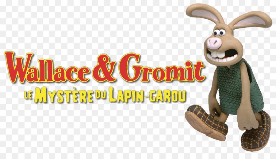 WALLACE ET GROMIT LAPIN GAROU