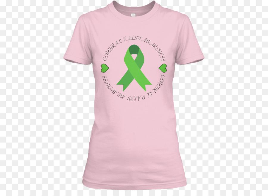 T-shirt de la Ropa Superior de la Mujer - La parálisis Cerebral png ...