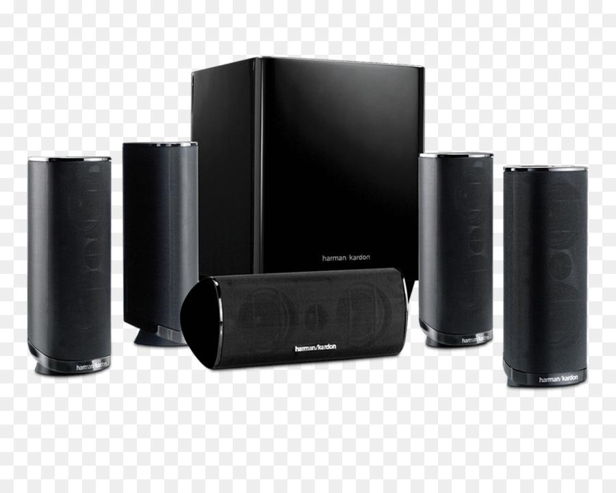 Harman Kardon HKTS 16 Home Theater Systems 5.1 surround sound ...