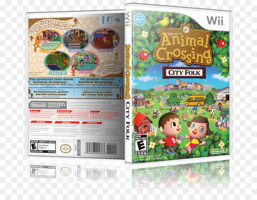 Animal Crossing: City Folk Animal Crossing: Wild World Animal