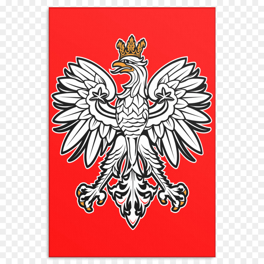 Coat Of Arms Of Poland Bald Eagle National Symbol Pierogi Day Png