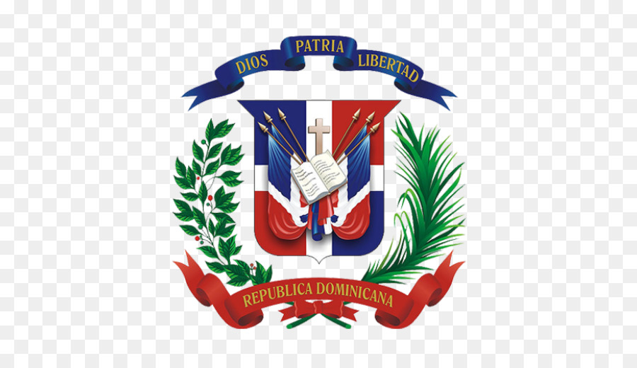 Flag Of The Dominican Republic Coat Arms Desktop Wallpaper