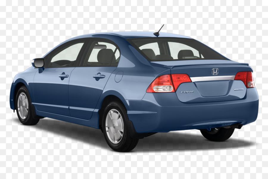 2010 Honda Civic 2009 Hybrid Car 2006 Png 1360 903 Free Transpa