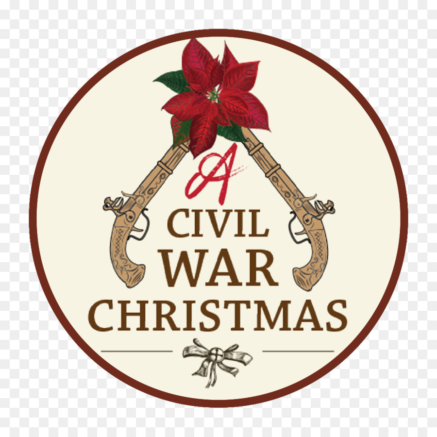 American Civil War, Christmas, Christmas Ornament, Christmas Decoration PNG