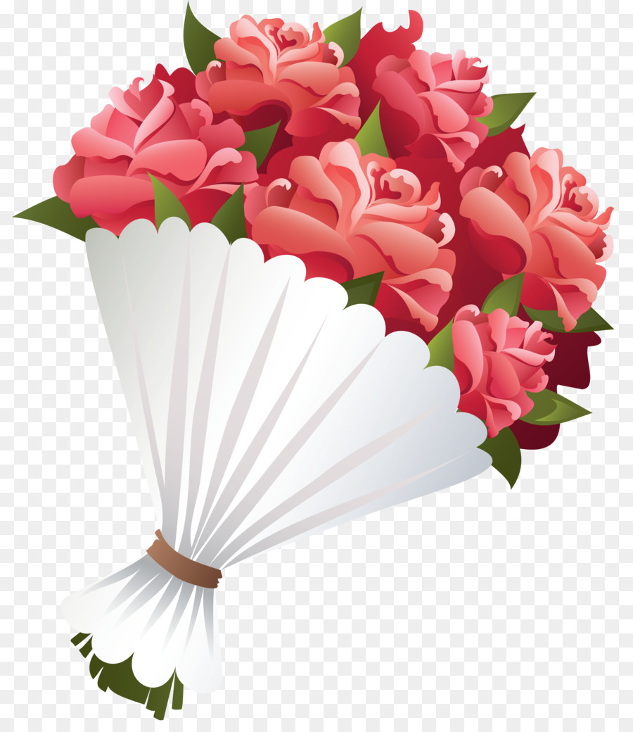 Flower Bouquet Clip Art Flowers Bouquet Png Download 8651024