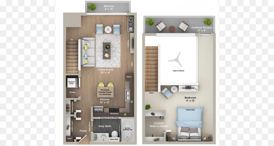 Morrow Park City Apartments Floor Plan Interior Design Services   Top View  Bath