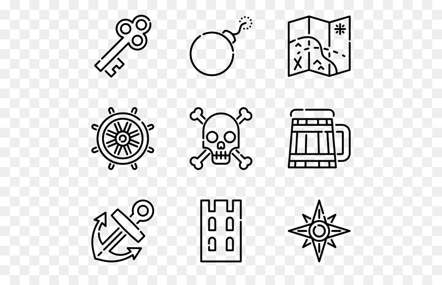 Drawing Computer Icons