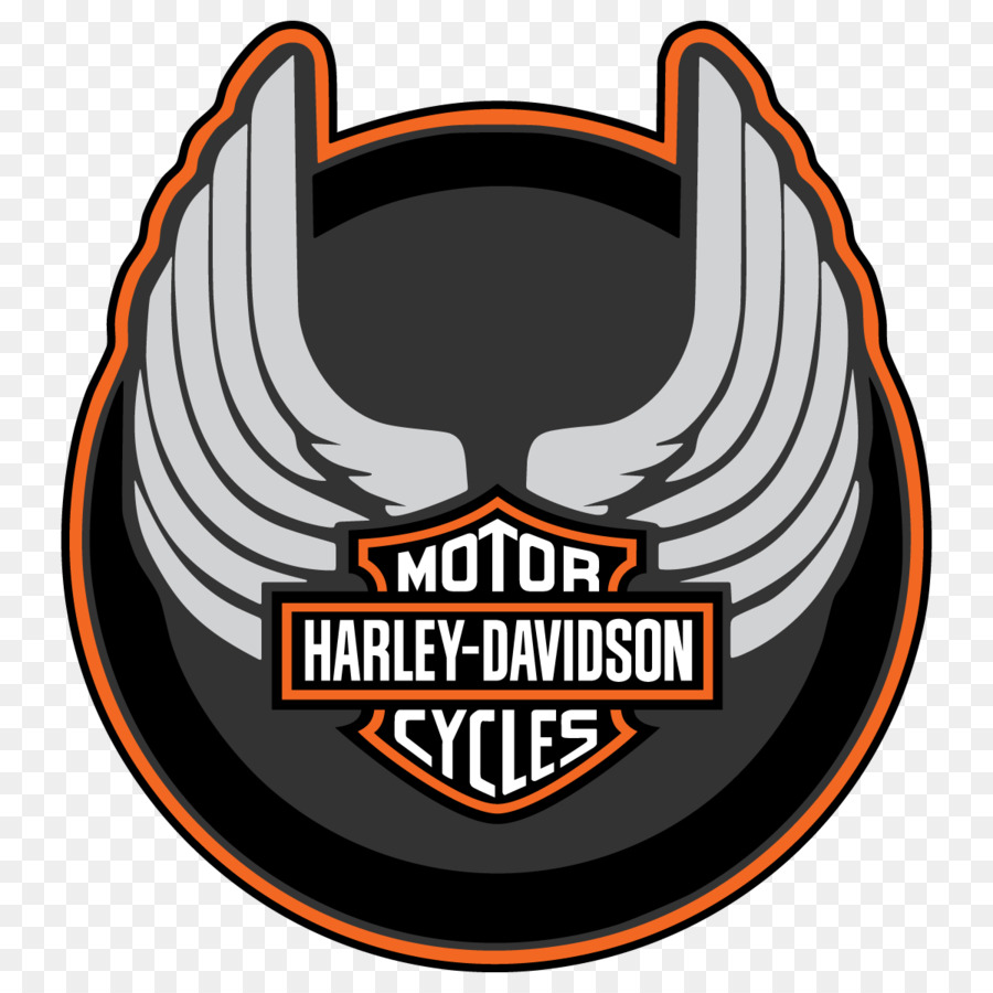 Harley Davidson Motorcycle Logo Motorcycle Png Download 1200