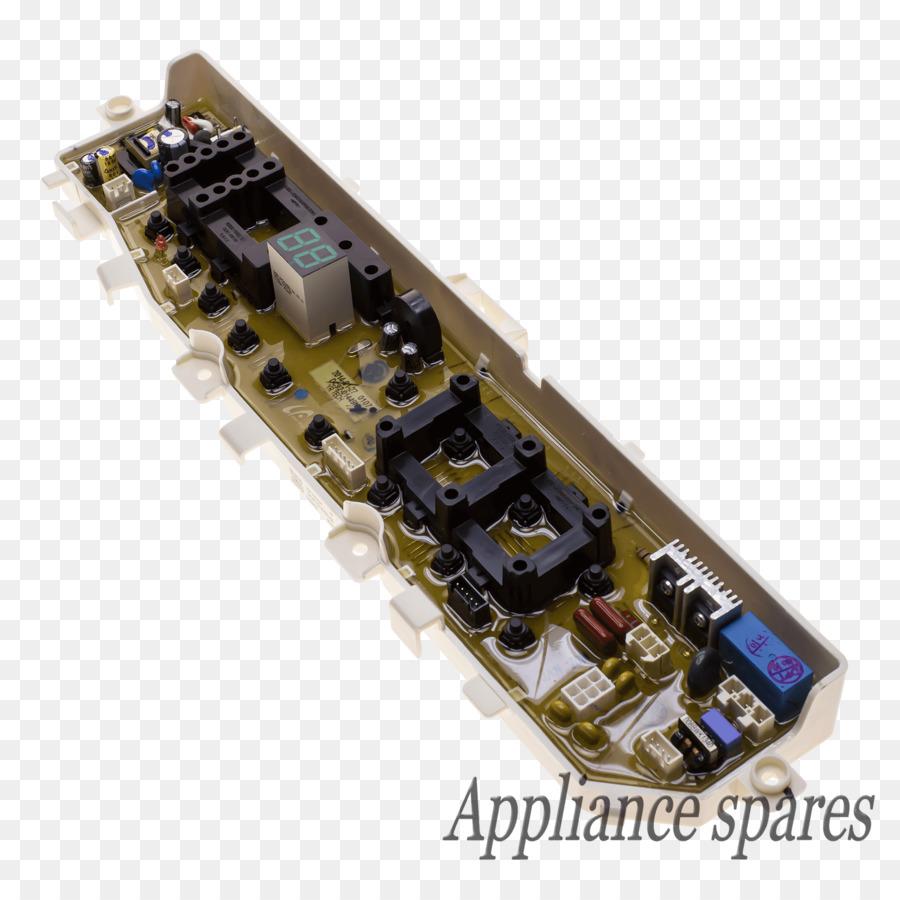 Microcontroller Samsung Electronics Washing Machines Printed Circuit Card Board