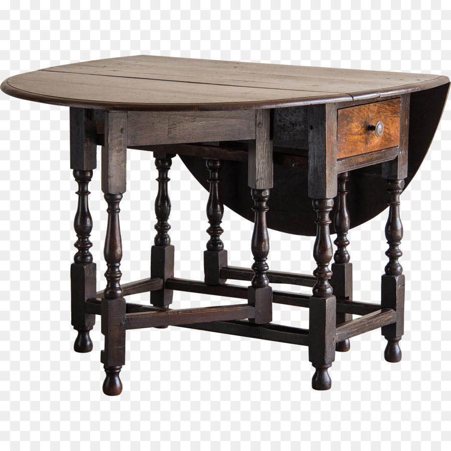 Drop Leaf Table Gateleg Table Dining Room Chair   Table
