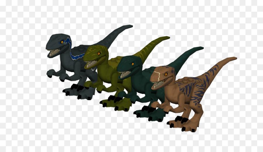 Lego Jurassic World Velociraptor Dinosaur Jurassic Park - dinosaur ...