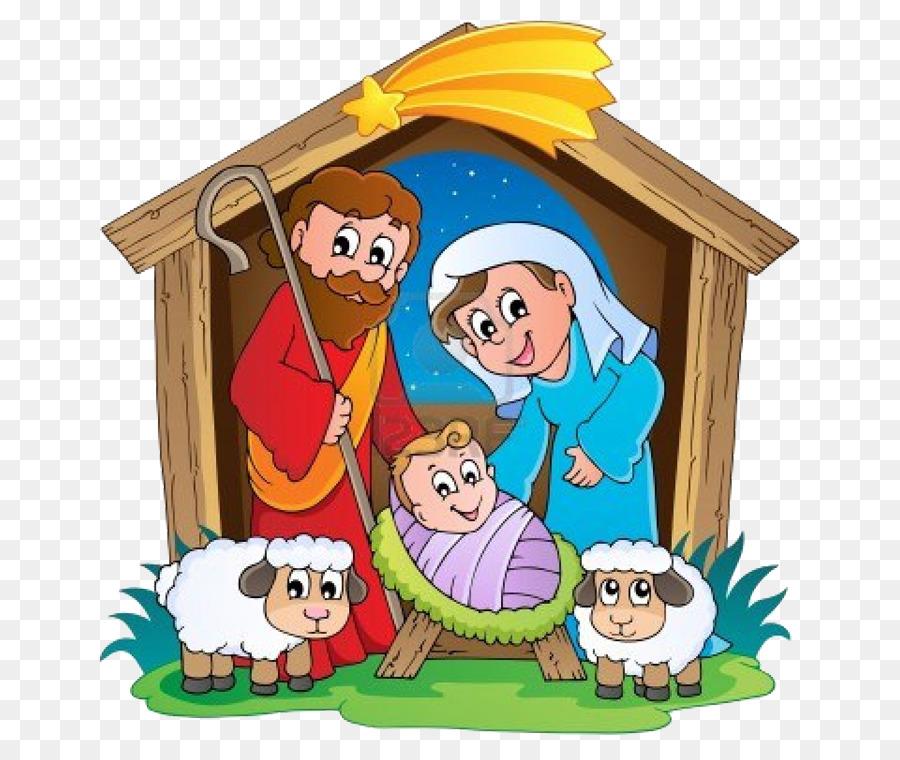 Christmas Drawing Nativity of Jesus - christmas png download - 733 ...