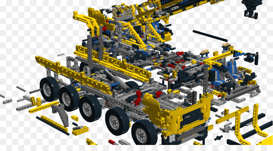 Motor Vehicle Lego Engineering Machine Engine Png Download 1126