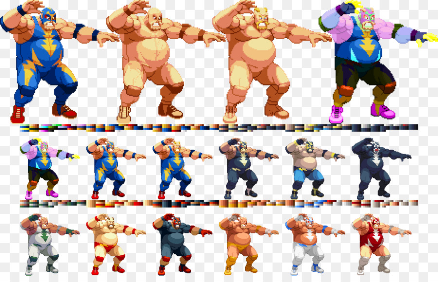 king of fighter mugen characters