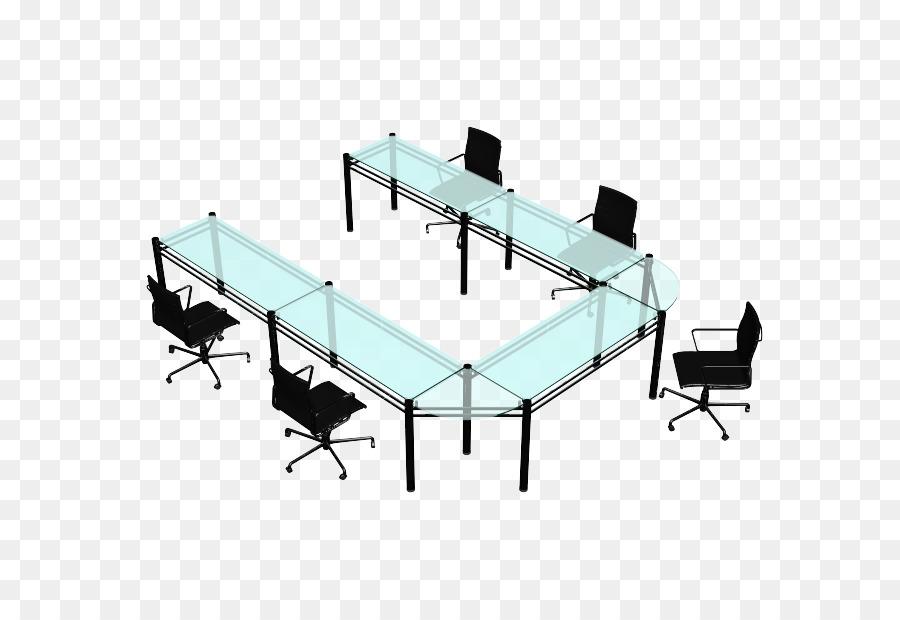Table Glass Autodesk 3ds Max Furniture Autodesk Revit - meeting ...