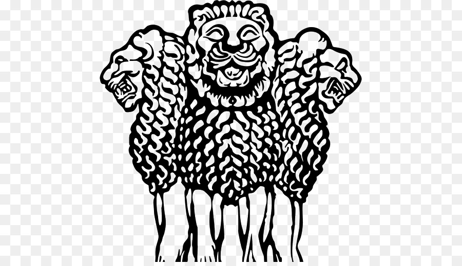Sarnath Lion Capital Of Ashoka Pillars Of Ashoka State Emblem Of