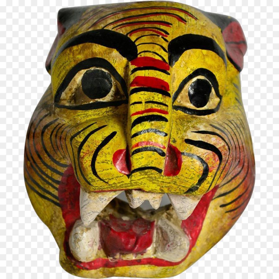 Mask Decorative arts Folk art Wall decal - mask png download - 1014 ...