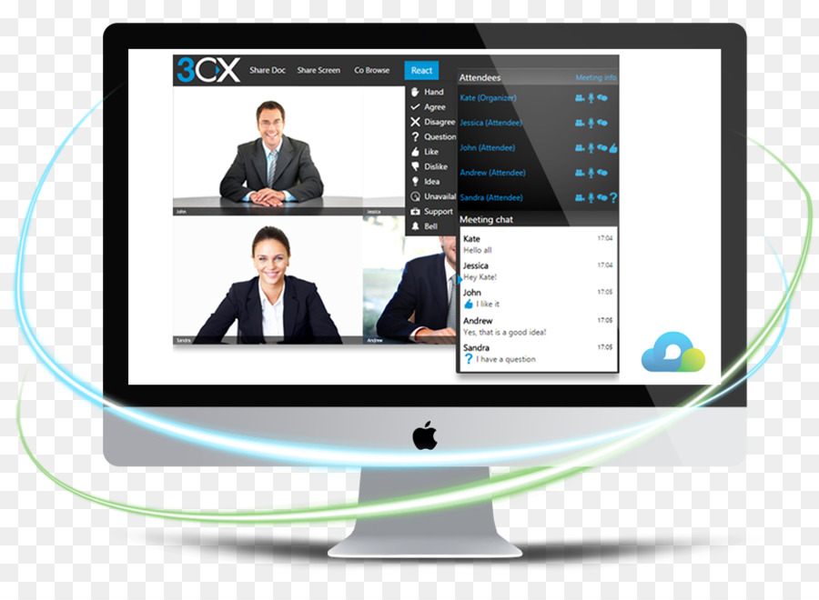 Computer Software 3CX Phone System Teleseminars Business