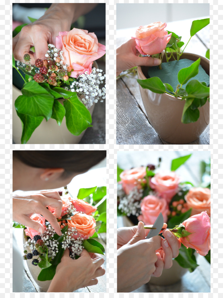 Garden Roses Floral Design Cut Flowers Flower Bouquet Rose Png