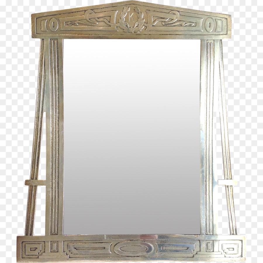 Art Deco Picture Frames Industrial design - mirror png download ...