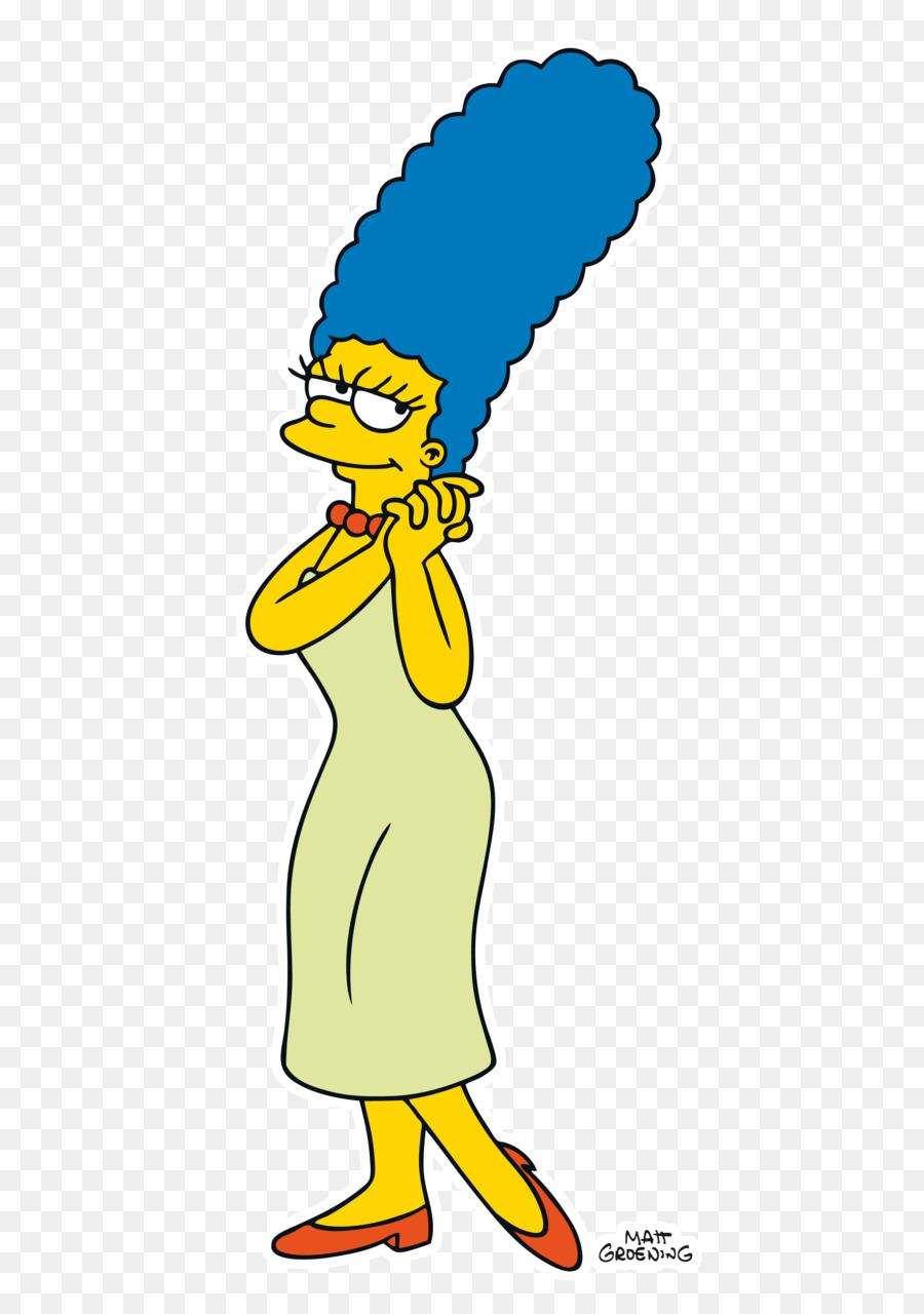 Мардж і барт сімсони