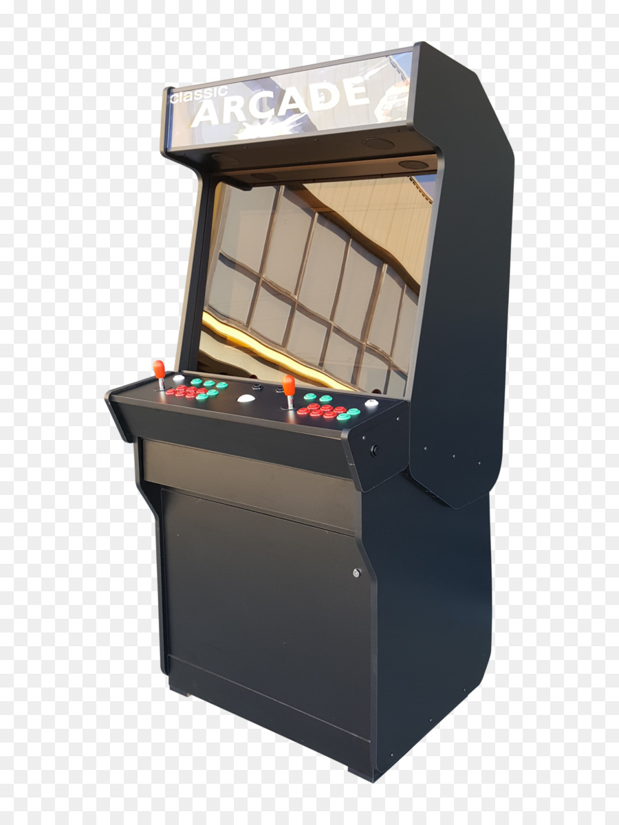 Arcade Game Machine png download - 1536*2048 - Free