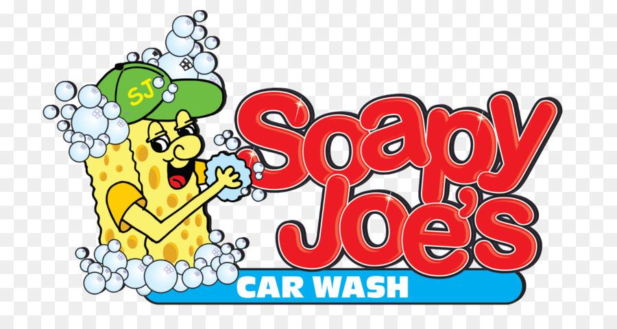 Soapy Joes Car Wash Brand Logo West Street Car Wash Logo Png