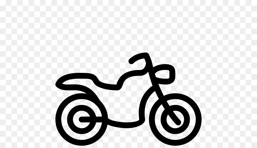 Motorcycle Black And White Png Download 512 512 Free Transparent