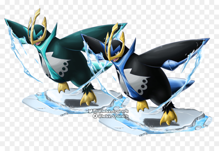 empoleon pokémon go digital art sinnoh pokemon go png download