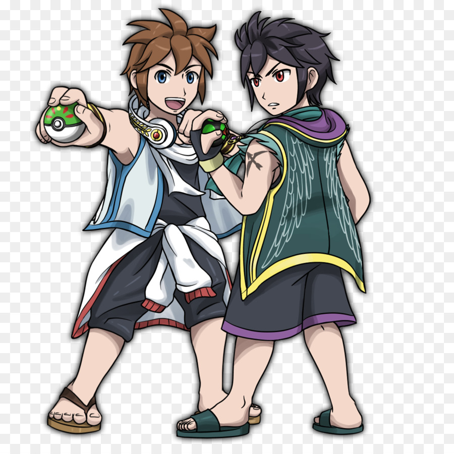 Kid Icarus Uprising Fire Emblem Awakening Pit Pokemon