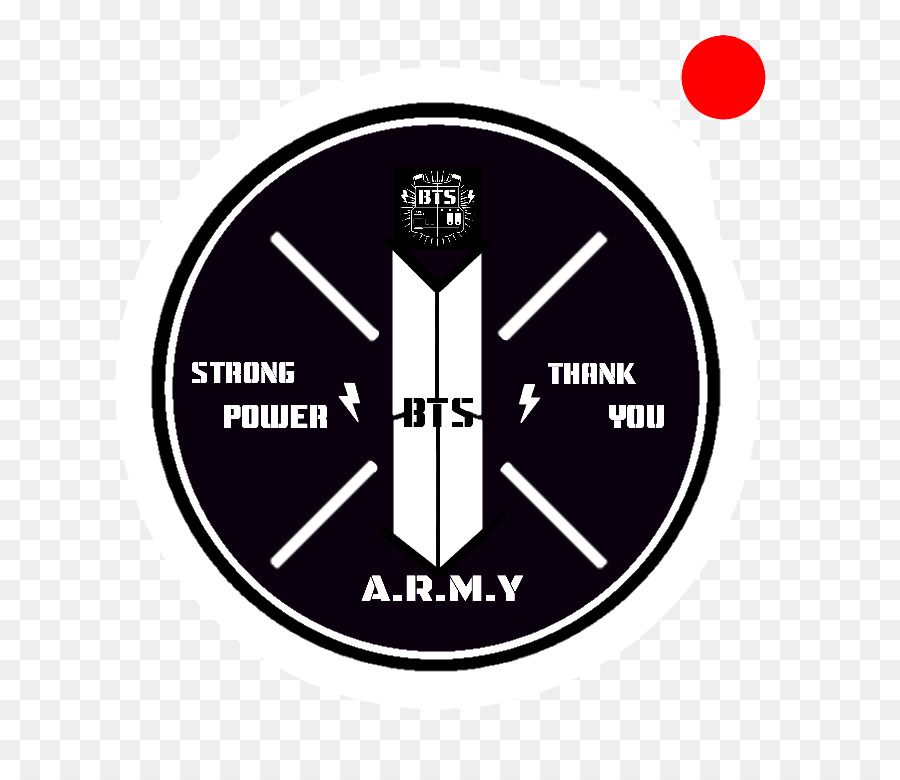 Logo Bts Mencintai Diri Sendiri Merek Tentara Unduh Gambar