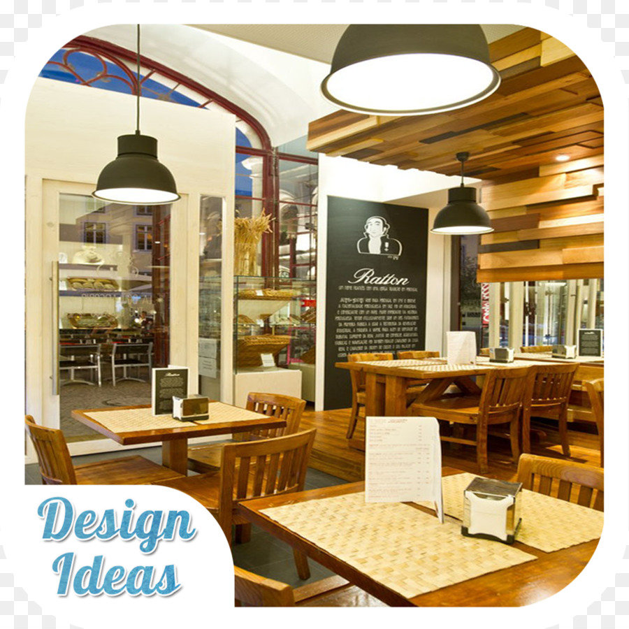 Interior Design Services Cafe - design png download - 1024*1024 ...