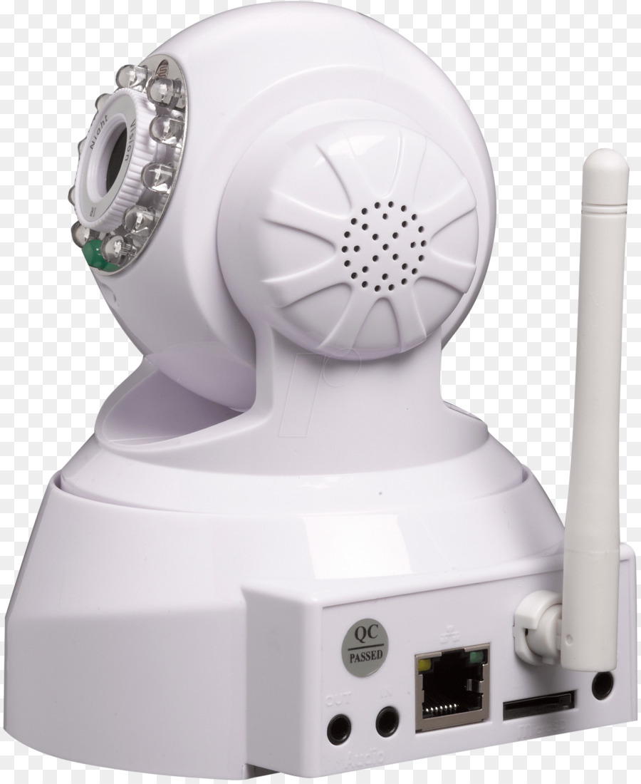 Two Way Webcam IP camera Wi-Fi Closed-circuit television - Webcam ...