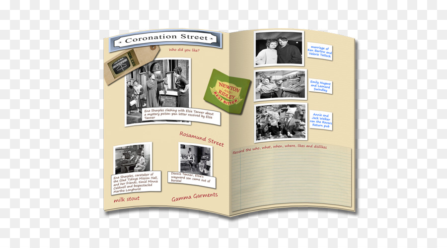 eating for victory photo book brochure book template png download