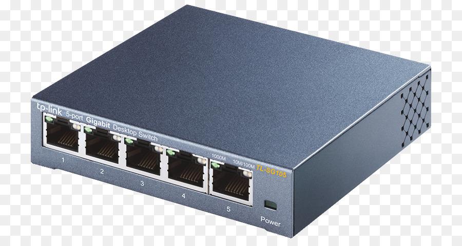 Jaringan Switch Ethernet Gigabit Ethernet Hub Perangkat Keras