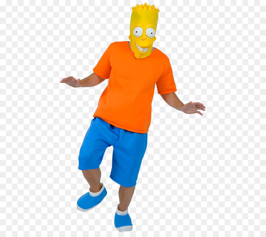 Fiesta De Disfraces De Bart Simpson Marge Simpson Disfraz De - Disfraces-simpsons