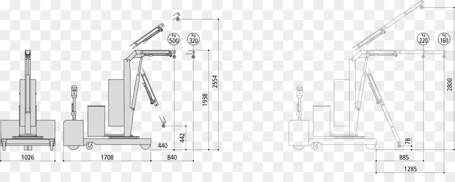 Crane Structure png download - 2853*1090 - Free Transparent Crane