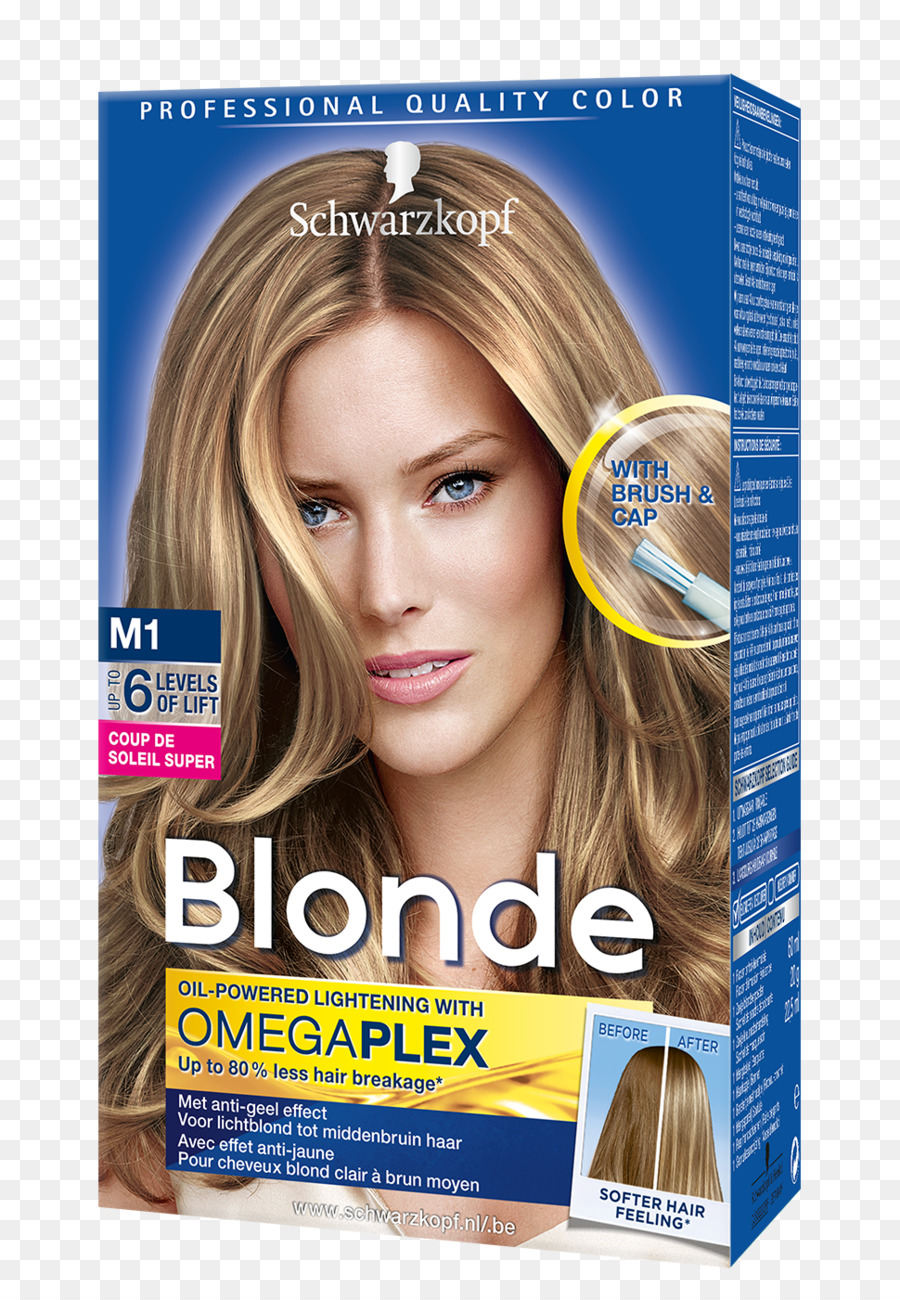Bleach Hair Highlighting Hair Coloring Blond Schwarzkopf Bleach