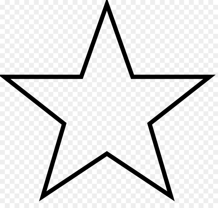 Five Pointed Star Star Polygons In Art And Culture Drawing Clip Art