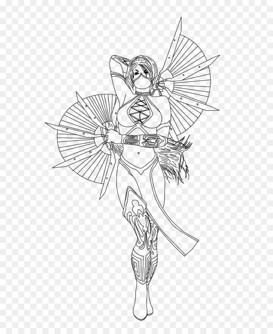 Drawing Character Line art Deadpool Sketch - deadpool Formatos De ...