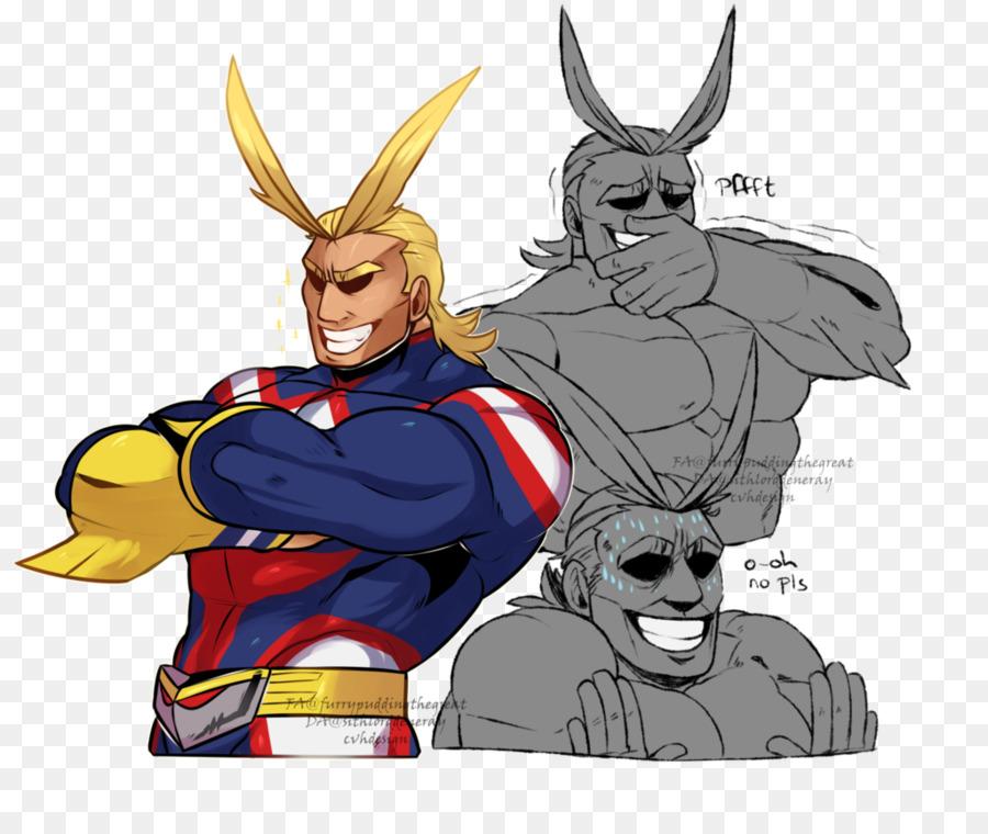 Superhero My Hero Academia Fan Art All Might Boku No Hero Academia
