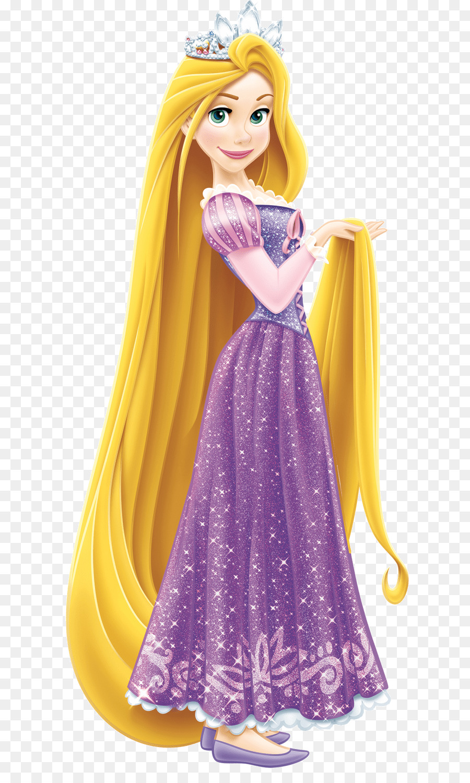 Tangled Rapunzel Belle Disney Princess Wall Decal