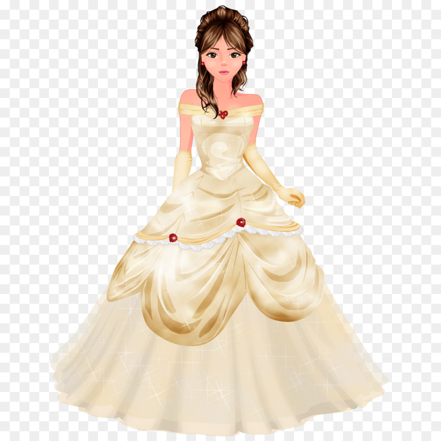 Wedding dress Party dress Gown - dress png download - 999*999 - Free ...