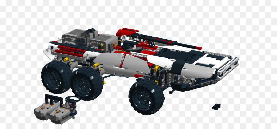 Radio Controlled Car Motor Vehicle Model Car Lego Car Png Download