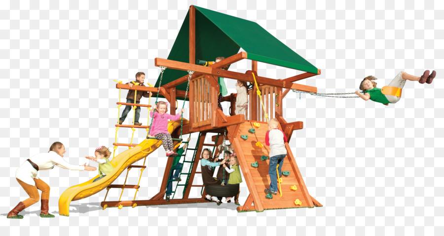 Playground Slide Outdoor Playset Swing Pirate Ship   Garden Swing