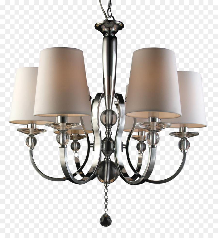 Chandelier Lamp Living room Light fixture Lighting - lamp png ...