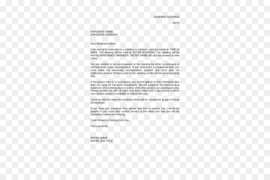 Document grievance template letter of resignation invitation document grievance template letter of resignation invitation letter stopboris Image collections